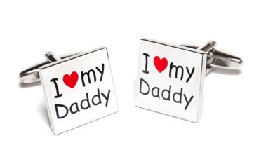Gemelos para camisa para regalar en el Día del Padre según Gemelolandia
