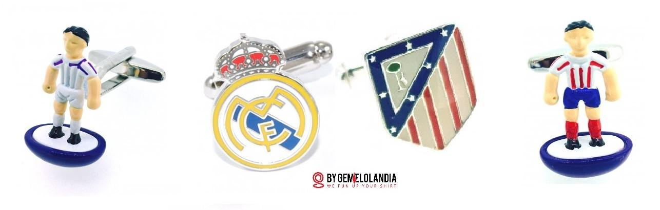 Gemelolandia celebra el Día de Madrid, el 2 de mayo, animando a los dos equipos madrileños en las semifinales de Champions League: Real Madrid y Atlético de Madrid se disputan un puesto en la Final de la Copa de Europa en Cardiff - Gemelolandia