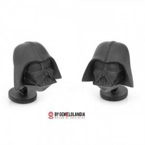 Gemelos Star Wars - Star Wars Cufflinks - Gemelos Darth Vader - Darth Vader - Star Wars - May the 4th be witw you - Gemelos Star Wars en Gemelolandia - Gemelolandia