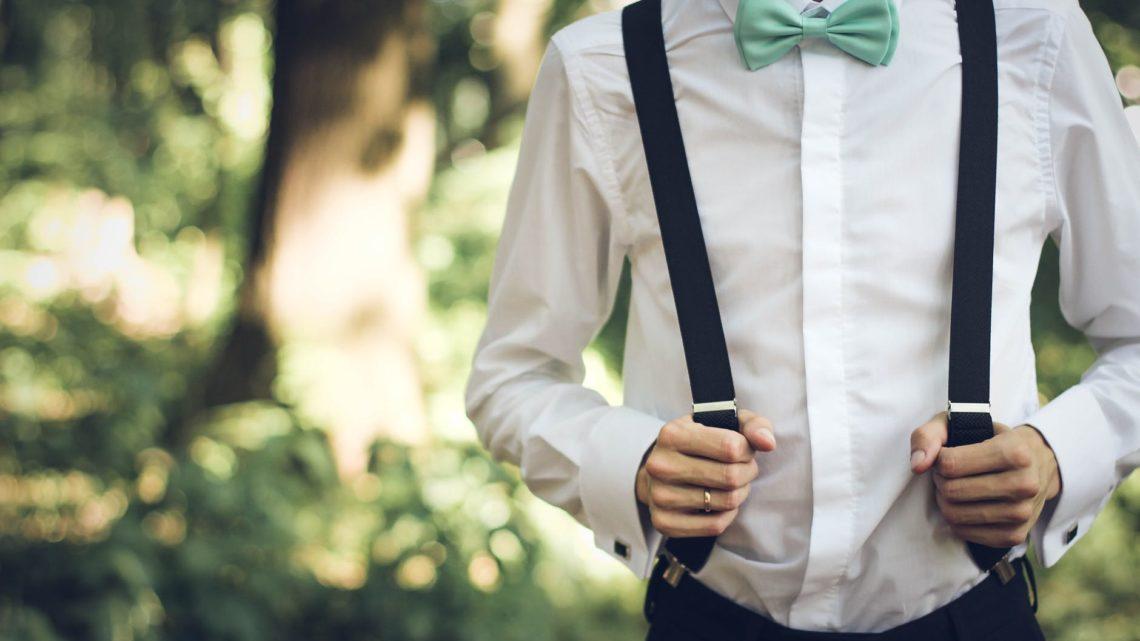 Tirantes, tu accesorio de moda masculina