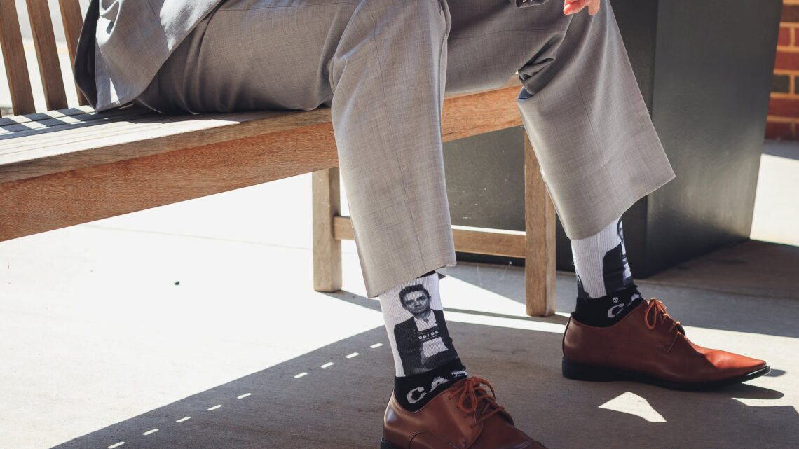 Calcetines divertidos para novios e invitados