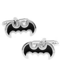 Gemelos para camisa Batman Negro