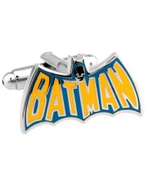 Gemelos Batman Logo Retro I