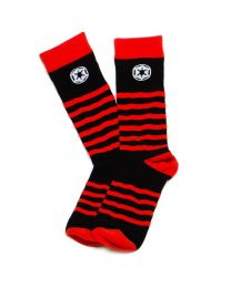 Calcetines Star Wars Striped Imperial Socks