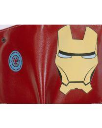 Cartera Máscara Iron Man