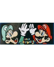 Cartera Mario Y Luigi