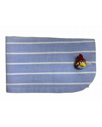 Gemelos de Camisa Angry Birds 3D Head 20x10mm