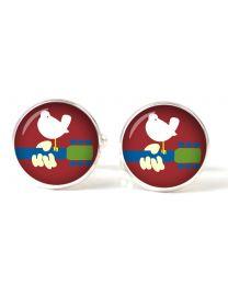 Gemelos para camisas Magglass Cartel Woodstock