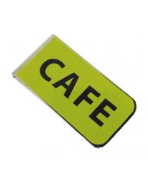 Money Clip Pinza de Billetes CAFE