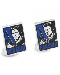 Gemelos Star Wars Han Solo Pop Art Special Poster Cuff