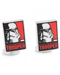 Gemelos Star Wars Storm Troopers Pop Art Special Poster Cuff