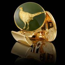 Gemelos Skultuna Serie The Hunter The Pheasant - El Faisán Dorado