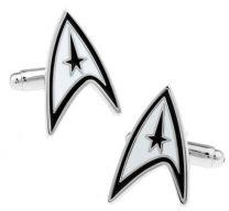 Gemelos Star Trek Logo