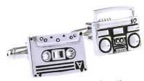Gemelos Cinta y Radiocassette