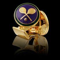 Gemelos Skultuna British Sports Tenis
