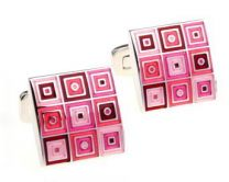 Gemelos Multi Square Pink