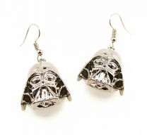 Pendientes Darth Vader Plated Face 24x20mm