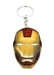 Llavero Iron Man Original Colors Mate
