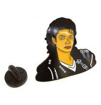 Pin de solapa Michael Jackson Face 28x28mm