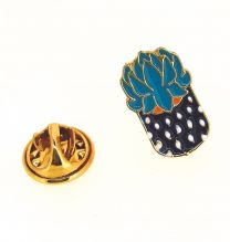 Pin de solapa Planta 2 17x10mm