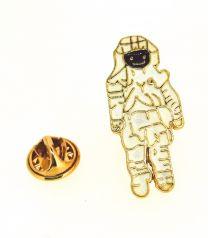 Pin de solapa Astronauta 35x15mm