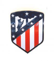 Hebilla de Cinturón Atlético de Madrid 8x6cm