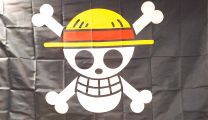 Bandera One Piece 90x150cm