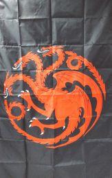 Bandera Casa Targaryen 90x150cm