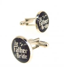 Gemelos de Camisa Magglass The Father of the Bride 16 mm