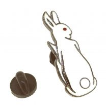 Pin de solapa Conejos Copula mod 3 34x12mm