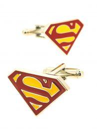 Gemelos de Camisa Superman mod2 25x15mm
