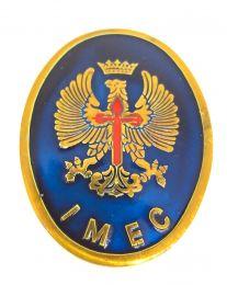 Distintivo IMEC Ejercito Español Original 5,7x4cm