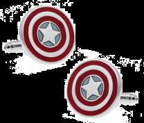 Gemelos de Camisa Capitán América