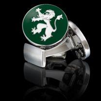 Gemelos Skultuna The Lion Color Verde y Blanco