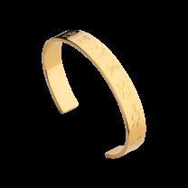 Pulsera ALMAHISPANIA Baño Oro 16cm