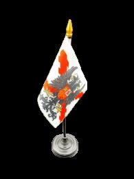 Bandera de Mesa Tercios de Flandes 16x10cm