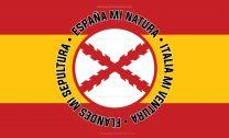 Bandera España Lema Tercios Flandes 150x90cm