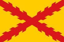 Bandera Tercios Morados Viejos 90x150cm