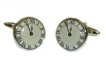 Gemelos Reloj Clásico