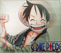 Cartera One Piece Monkey D Luffy Modelo II