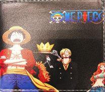 Cartera One Piece Personajes