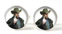 Gemelos de Camisa Magglass Chuck Norris