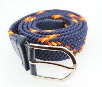 Cinturón Elástico Azul Colores España Talla Única