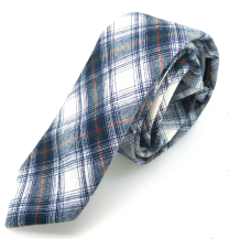 Corbata de Algodón Escocesa Modelo 2
