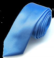 Corbata de Microfibra Azul Modelo 2