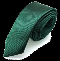 Corbata de Microfibra Verde