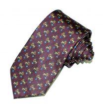 Corbata de Seda Twill Estampado Laign