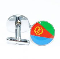 Gemelos  de Bandera Eritrea