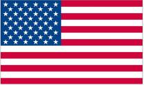 Bandera United States of America 90x150cm