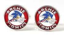 Gemelos Magglass Sonic the Hedgehog